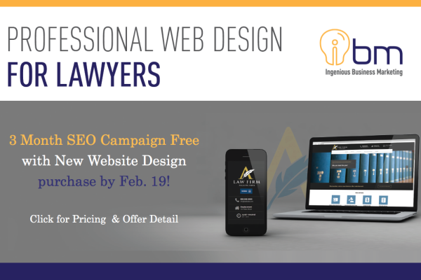 Lawyer SEO Promo Houston